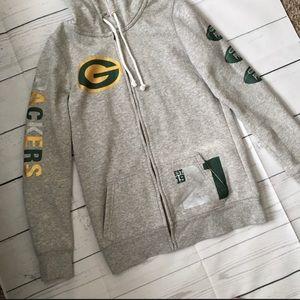 PINK Packers hoodie